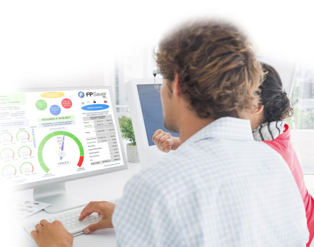 software gestion de energia