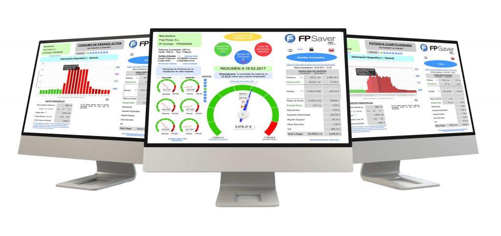 software gestion energetica