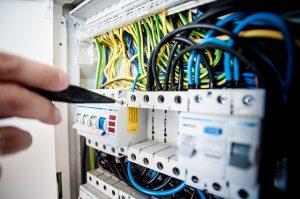 medidor de corriente electrica
